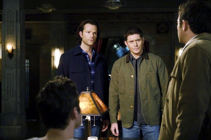 Last Supernatural episode for awhile Coronavirus