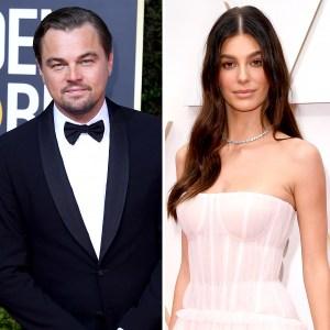Leonardo DiCaprio and Girlfriend Camila Morrone Are Quarantining Together