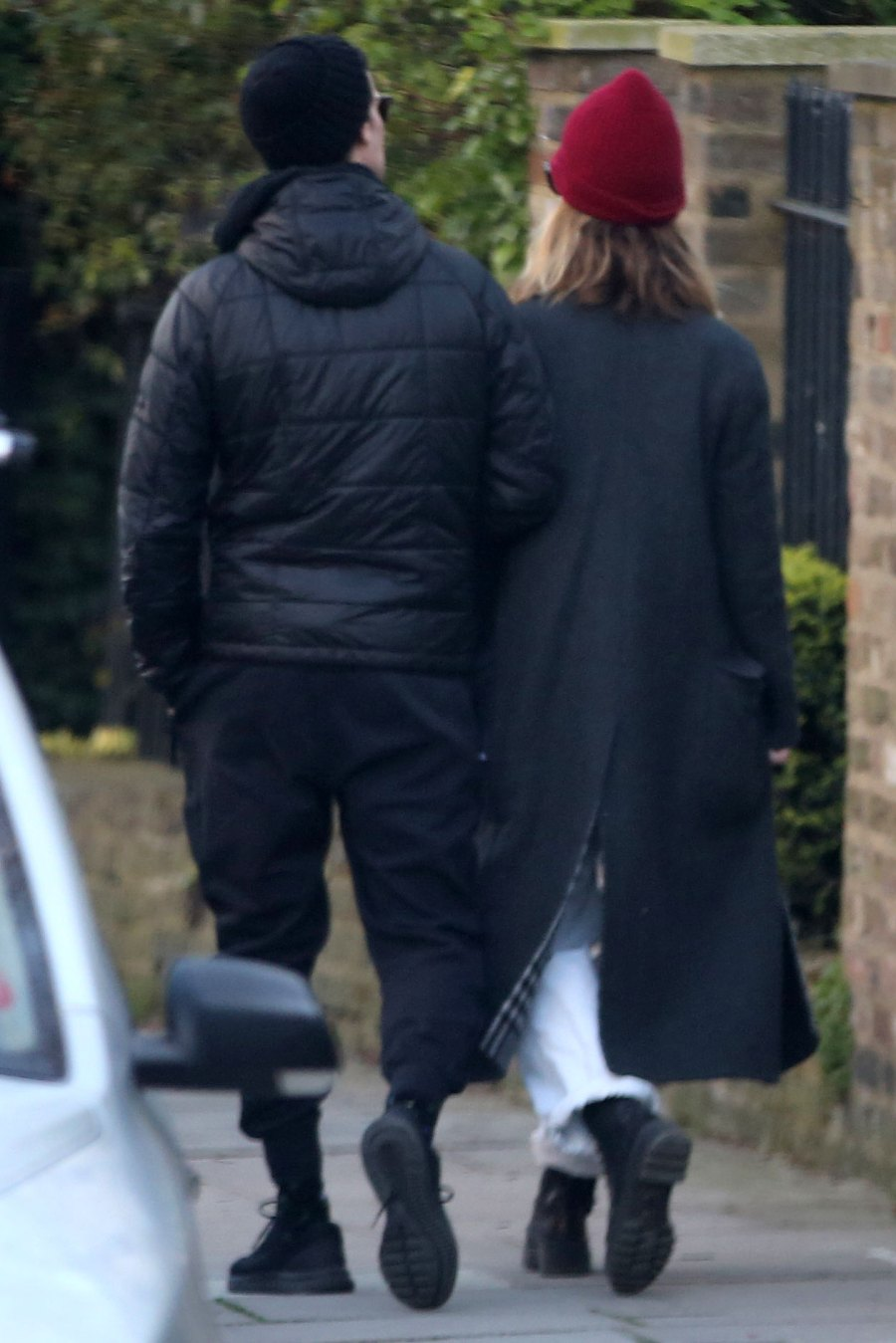 Lily James and Matt Smith Spotted Together After Break Up Rumors