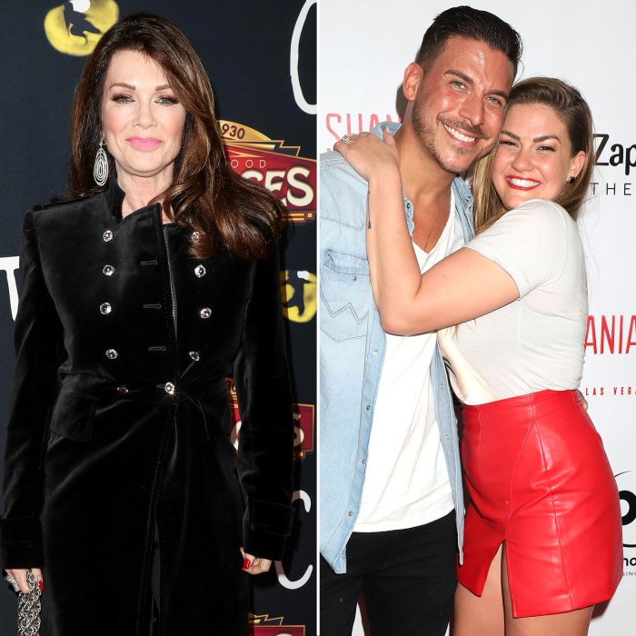 Lisa Vanderpump Gifts Jax Taylor and Brittany Cartwright a Tiffany Tea Set