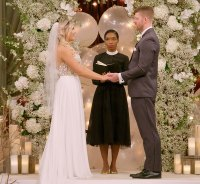 Netflix's Love Is Blind Finale Wedding Dresses