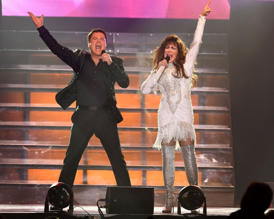 Marie Osmond Reveals She Won't Leave Fortune to Children When She Dies Donny Osmond