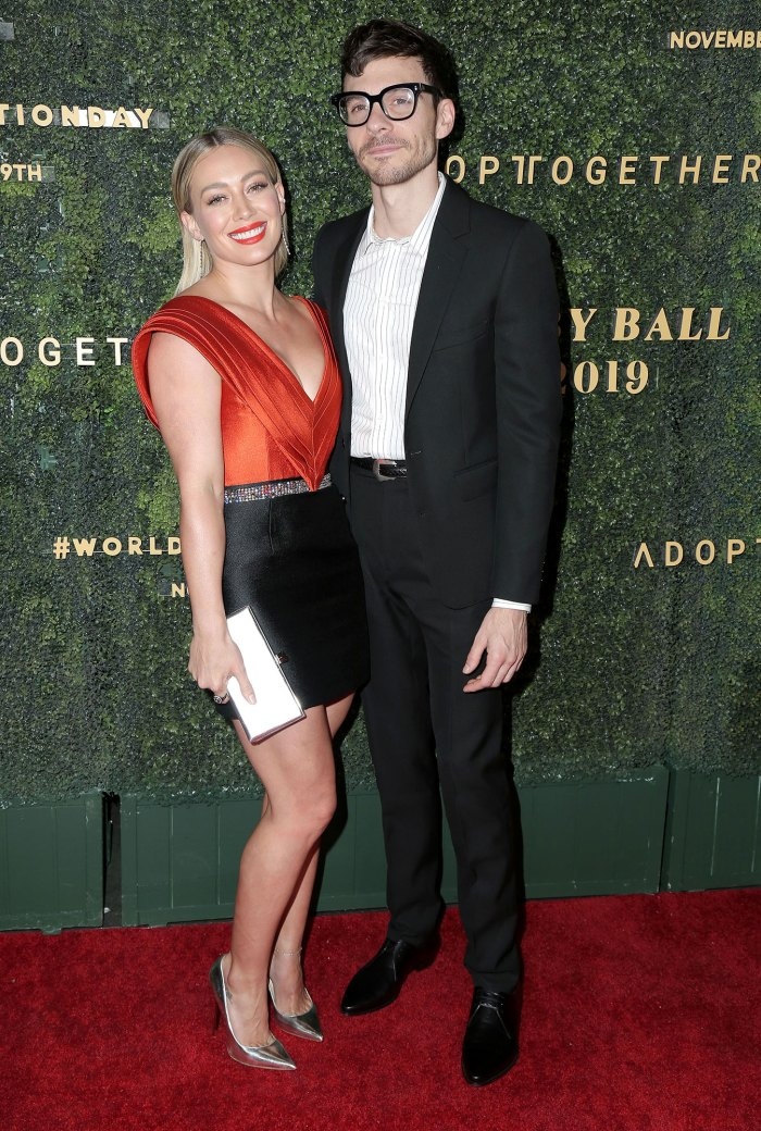 Matthew Koma Wishes Hilary Duff Son Luca a Happy 8th Birthday