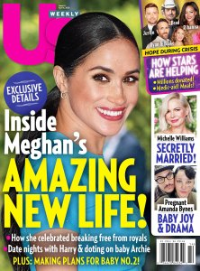 Meghan Markle Believes Prince Harry Prince William Will Patch Things Up