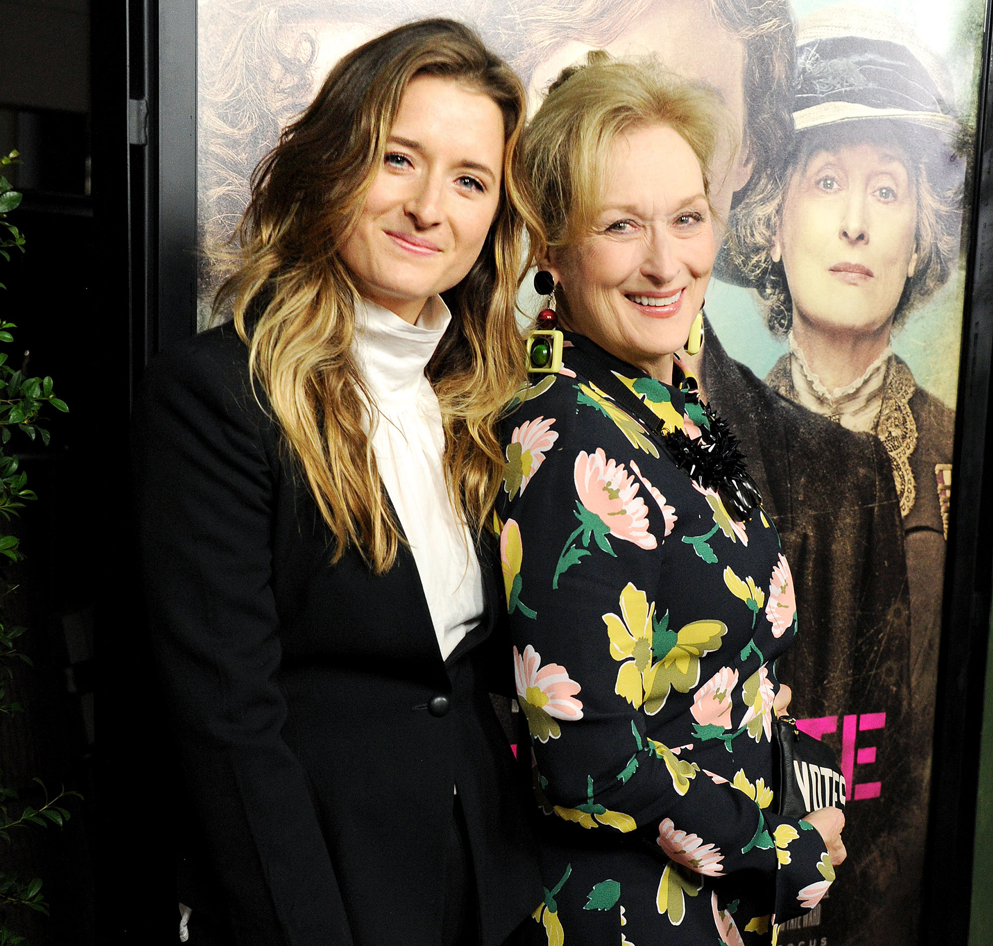 Meryl Streep's Daughter Grace Gummer Files for Divorce From Tay Strathairn After Secret Marriage