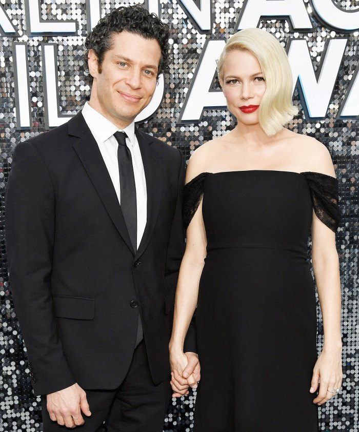 Michelle Williams Gives Birth to Baby Number Two and Welcomes First Child With Fiance Thomas Kail
