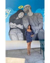 Natalia Bryant Instagram Vanessa's Motherhood Moments