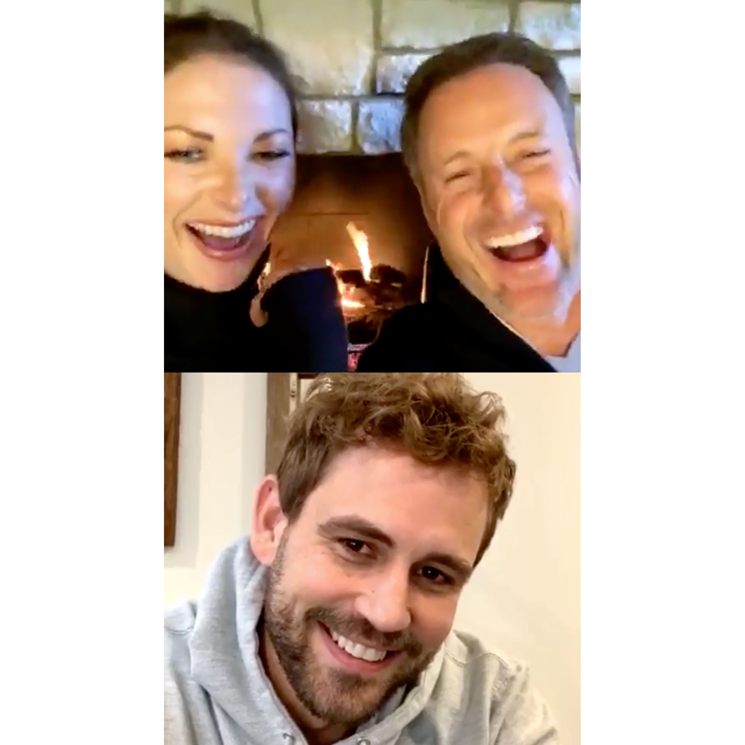 Nick Viall Jokes He Wants Hannah Brown and Tyler Cameron to Have an Out-of-a-Relationship Bachelor Baby