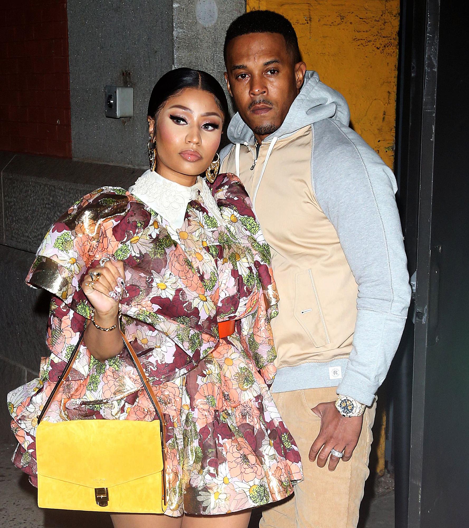 Nicki-Minaj's-Husband-Kenneth-'Zoo'-Petty-Was-Arrested,-Indicted