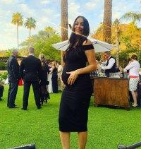 Nikki Brie Bumps Wedding Bells