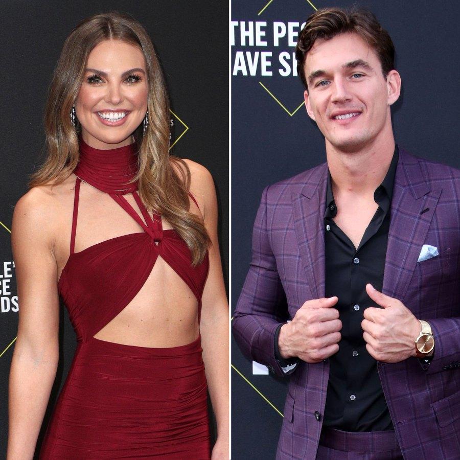 November 2019 Hannah Brown and Tyler Cameron Timeline