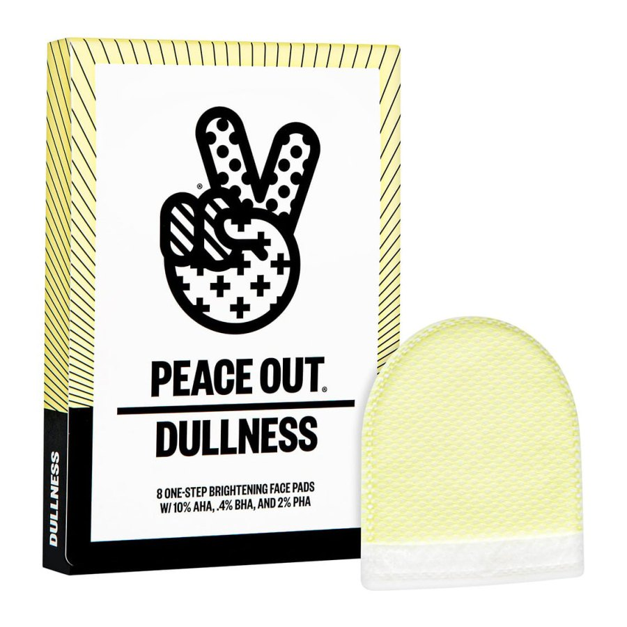 Peace Out AHA + BHA Brightening Peel Pads