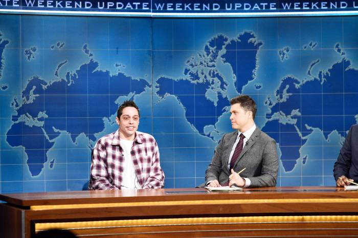 Pete Davidson Absent From 'Saturday Night Live' After Slamming Show