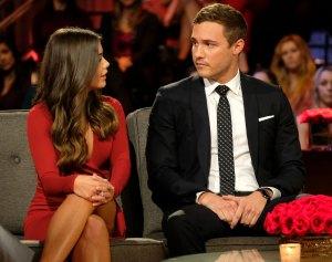 Peter Weber Hannah Ann Set an Example Other Women Bachelor Finale
