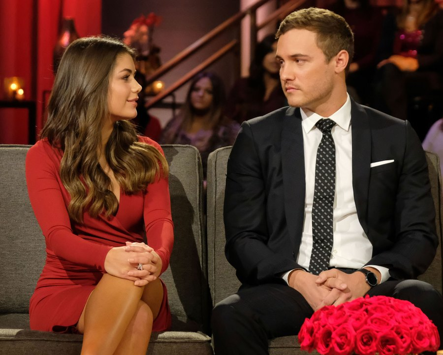 Peter Weber Shares Advice on Dealing With a Breakup Bachelor