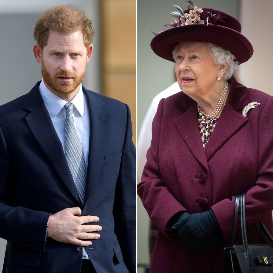 Prince Harry Feels Terrible About Hurting Queen Elizabeth II