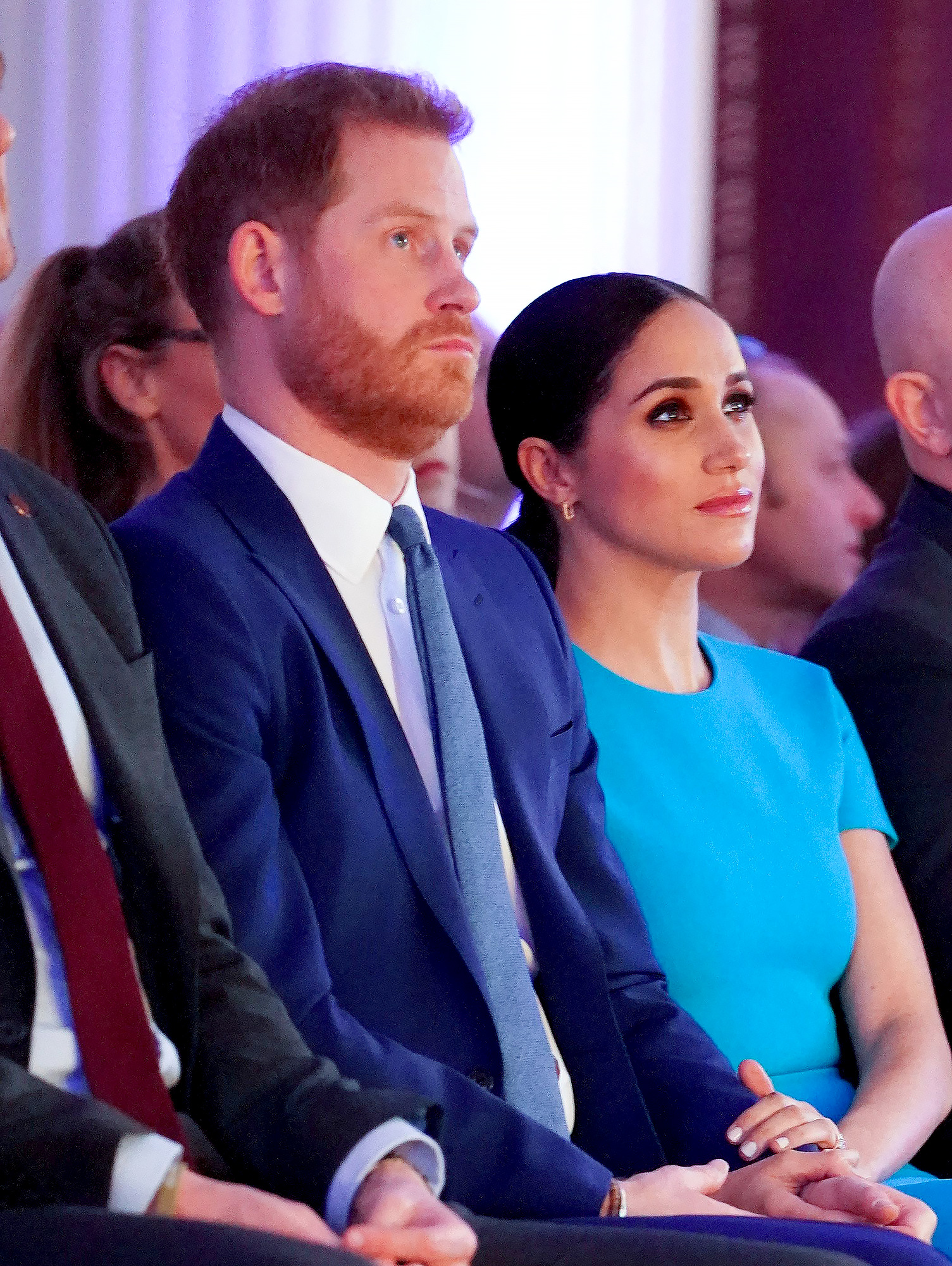 Prince Harry Meghan Markle Are Quarantined With Archie in Canada