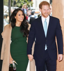 Prince Harry Meghan Markle Say Goodbye to Their Sussex Royal Account