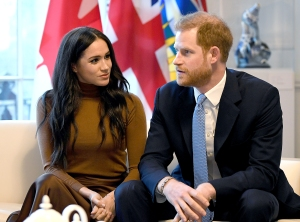 Prince Harry, Meghan Markle Share Tips for 'Adjusting' to Self-Quarantine