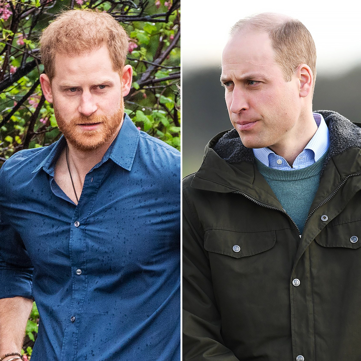 Prince Harry Prince William Still Feel Anger Towards Each Other