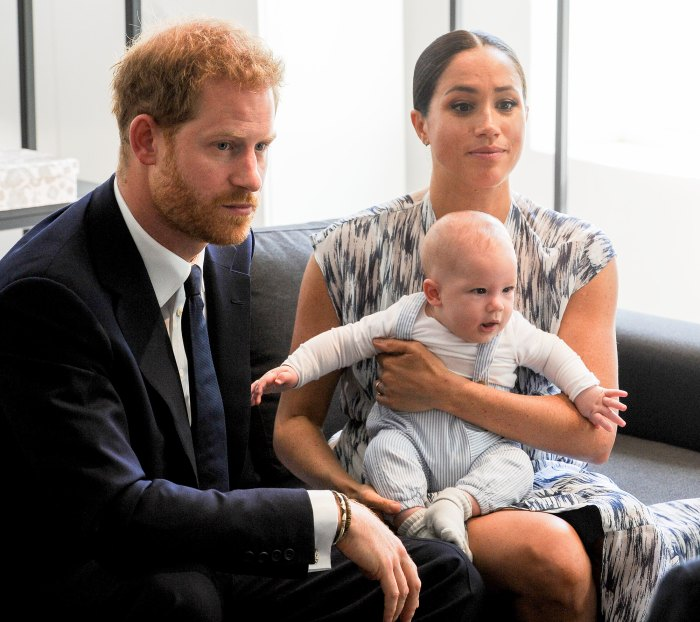 Prince Harry Wanted to Shield Son Archie From Negativity and Tension in the UK
