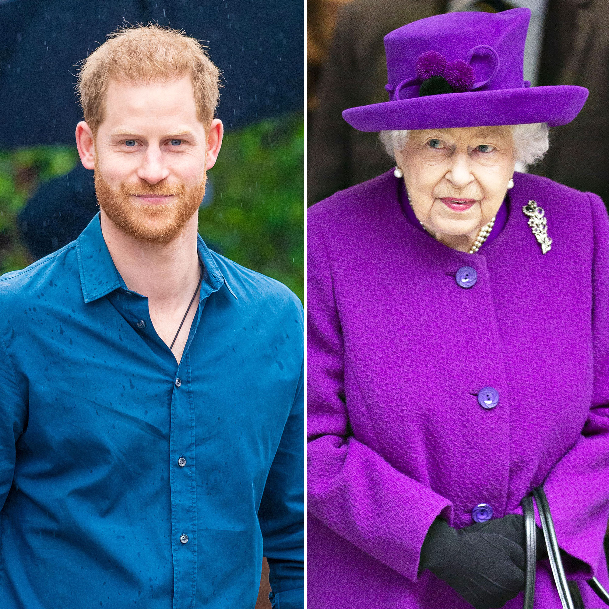 Prince Harry and Queen Elizabeth II Had a Heart to Heart When He Returned to the UK