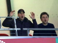 Prince William Cheers at the Carabao Cup Final