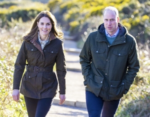 Prince William and Duchess Kate Urge People to 'Look After' Mental Health During Coronavirus Pandemic
