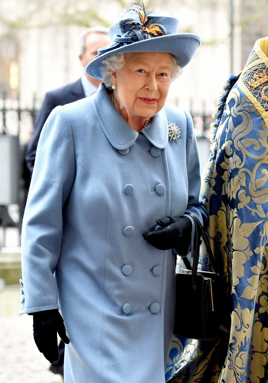 Queen Elizabeth II and Buckingham Palace Are Handling Coronavirus Outbreak 4