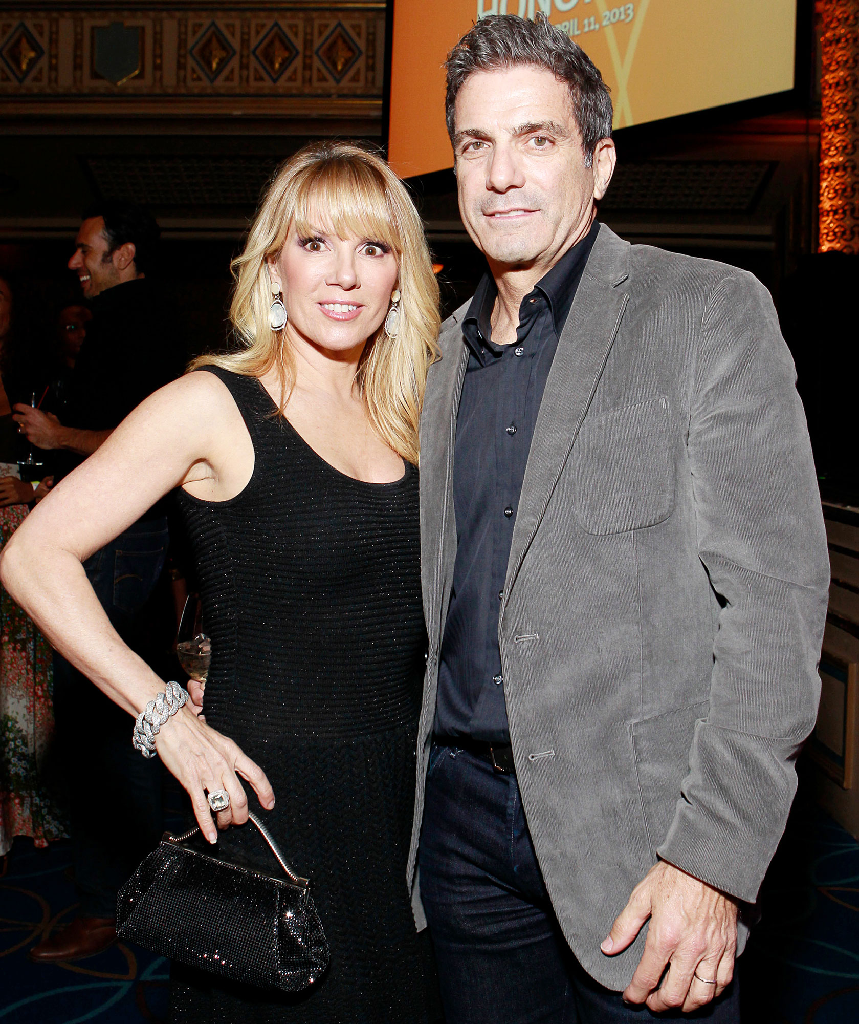 Ramona Singer and Ex-Husband Mario Quarantine Together Amid Coronavirus