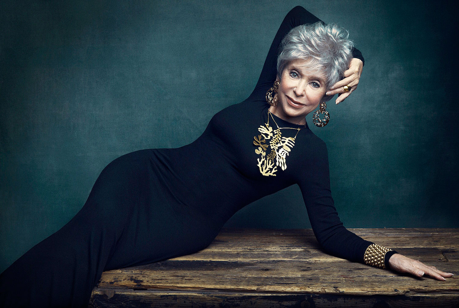 Rita Moreno 25 Things You Don't Know About Me
