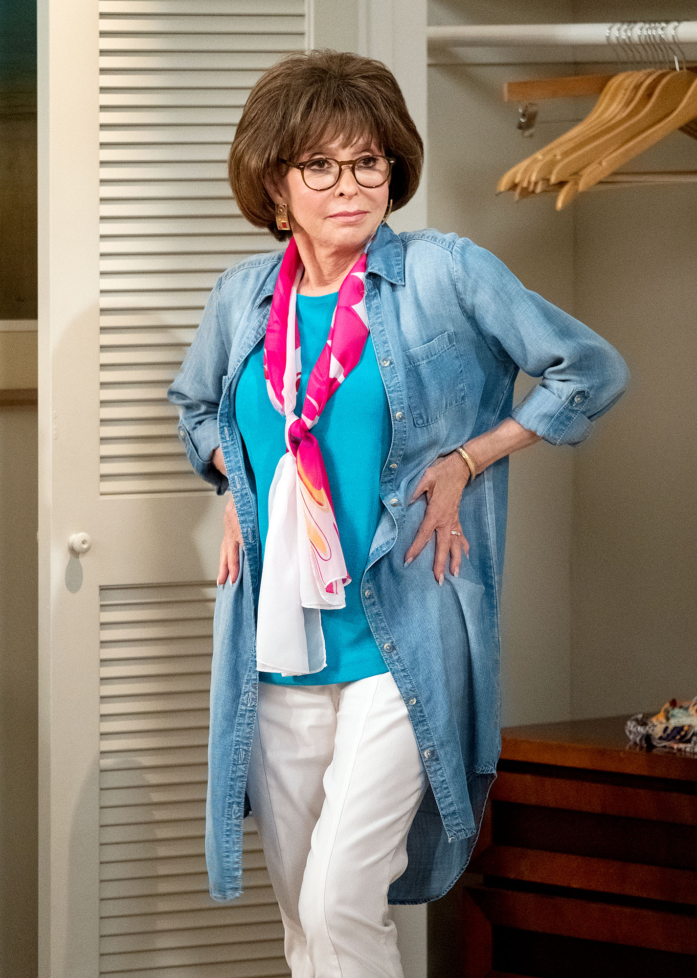 Rita Moreno in One Day At A Time 25 Things You Don't Know About Me