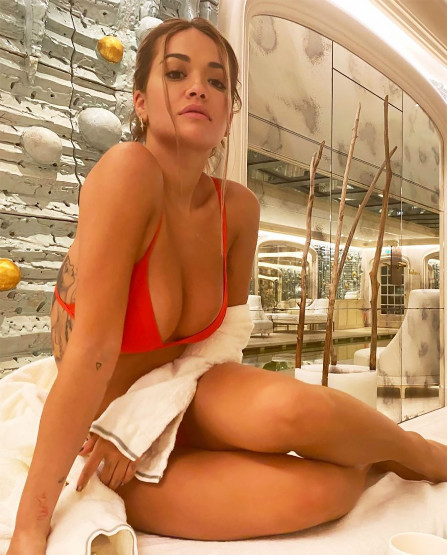 Rita Ora's Bikini Body is a Sight to Behold from All Angles