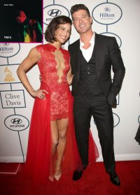 Robin Thicke Paula Paula Patton Albums Dedicated to Significant Others