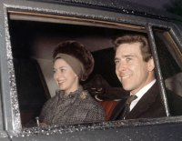 Princess Margaret and Antony Armstrong-Jones (1978) Royal Divorces Through the Years