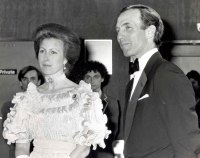 Princess Anne and Mark Phillips (1992) Royal Divorces Through the Years