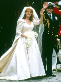 Prince Andrew and Sarah Ferguson (1996) Royal Divorces Through the Years