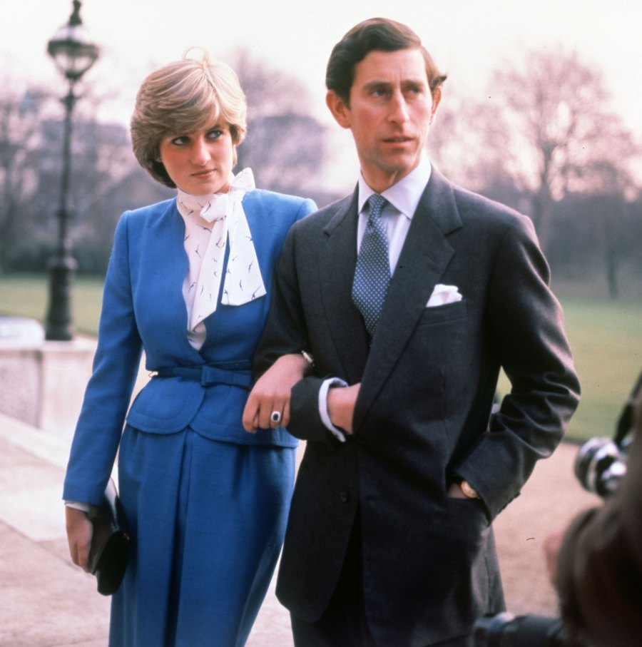 Prince Charles and Princess Diana (1996) Royal Divorces Through the Years