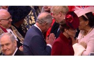 Royal Family Declines Handshakes at Commonwealth Service Amid Coronavirus