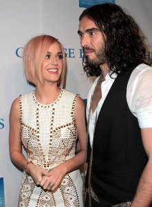 Russell Brand Talks Katy Perry As She References Their Wedding in New Song