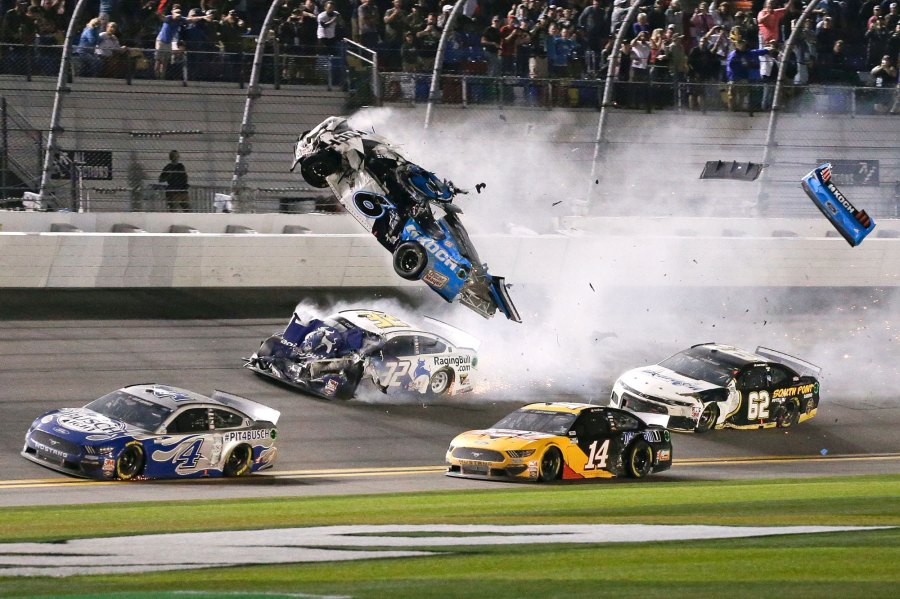 Ryan Newman Miracle Survived Daytona 500 Wreck