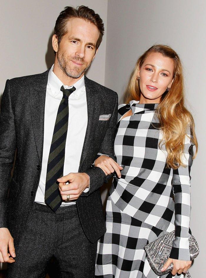 Ryan Reynolds, Blake Lively Donate 1 Million to Charity Amid Coronavirus