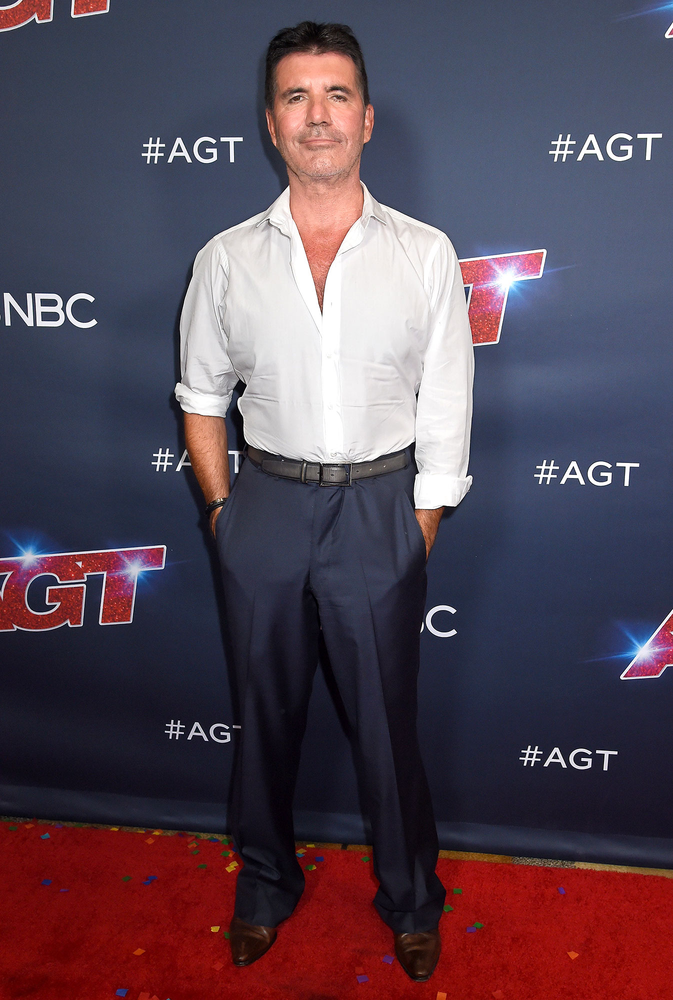 Simon Cowell Misses Pizza So Much After Diet Change