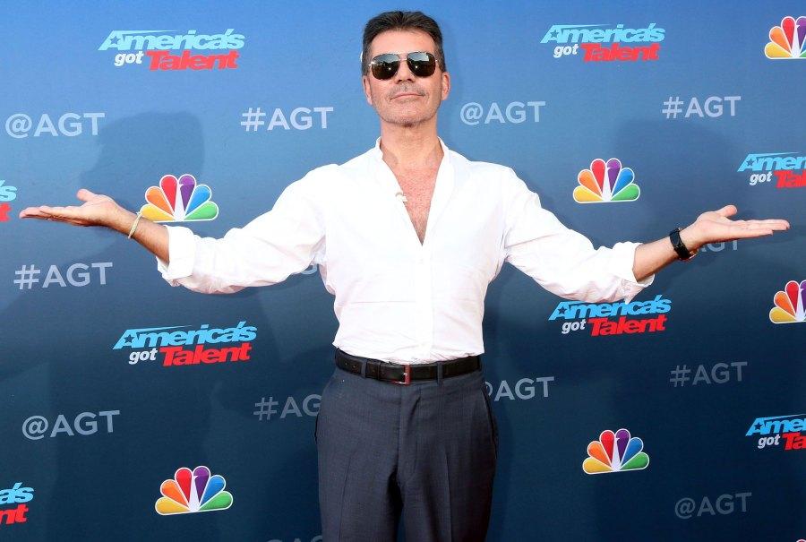 Simon Cowell America's Got Talent