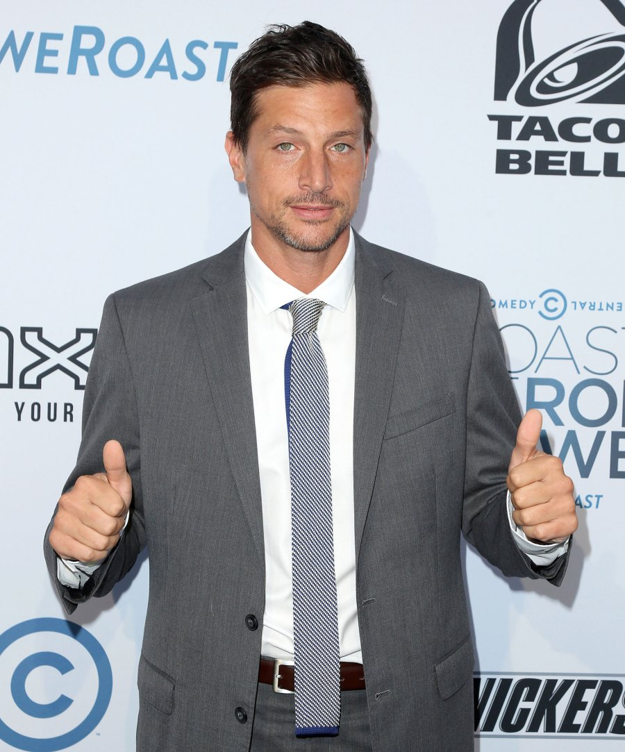 Simon Rex Meghan Markle Complete Dating History