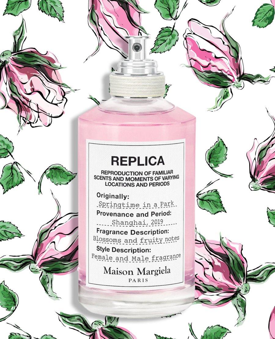 Springtime Fragrances