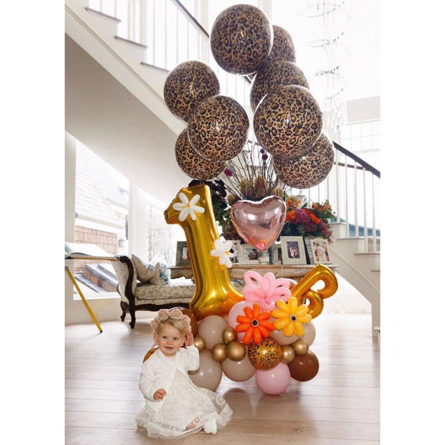 Jessie James Decker More Celeb Parents Celebrating Kids Birthdays Special Ways While Quarantined