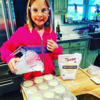 Pink Stars Cooking Amid Coronavirus