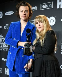 Stevie Nicks Harry Styles Gets Real