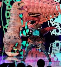 T Rex Masked Singer